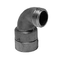 Elkhart Brass discharge and suction swivel elbows