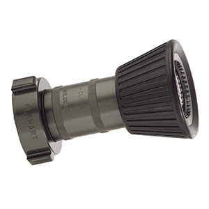 Elkhart Brass Mystery fire hose nozzle